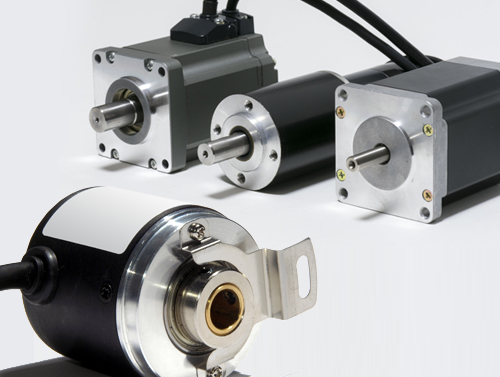 ENCODERS & SERVO MOTORS