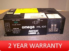 2 Year Warranty on power supply repairs